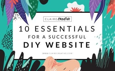 Website must-haves: 10 essentials for a successful DIY site