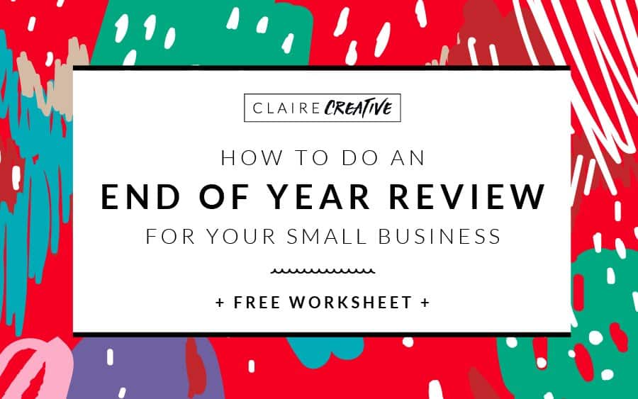 How an end of year review can help move your business forward