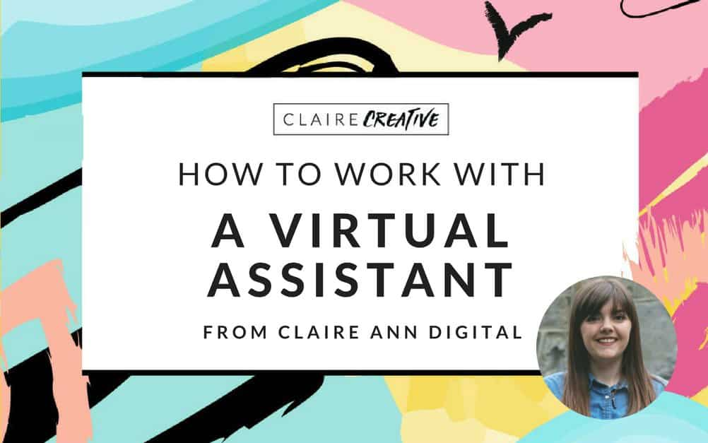 Hiring a Virtual Assistant and Working Remotely